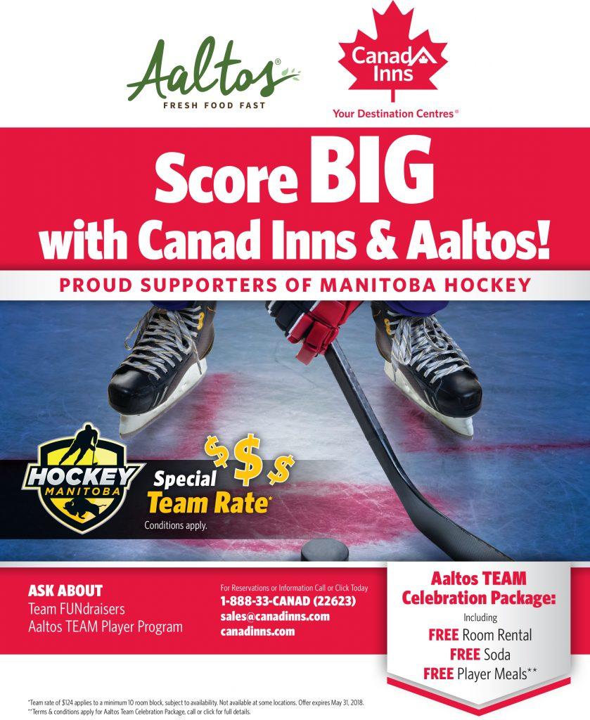 Canad Inns Team Deal