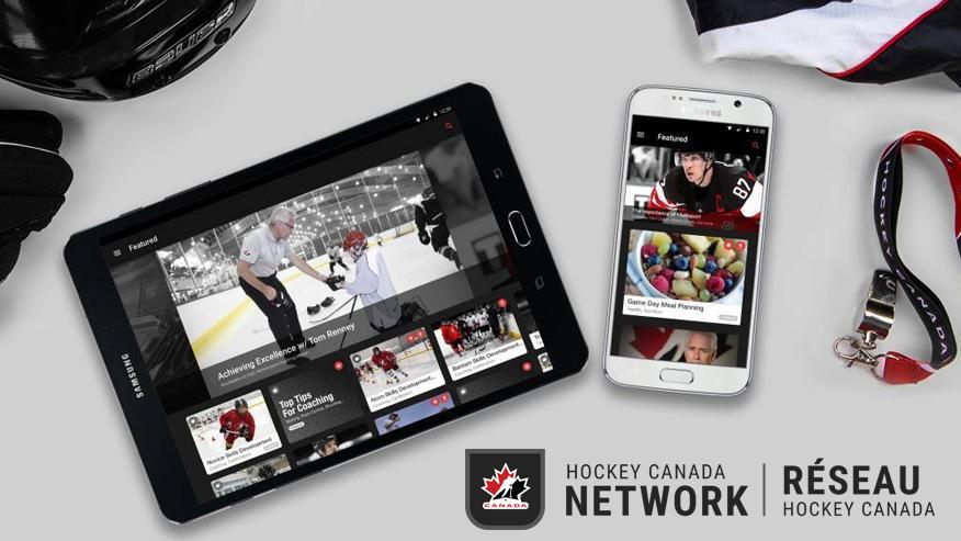 Hockey Canada Network App - Hockey Manitoba