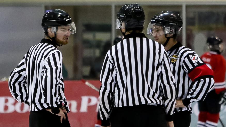 Officials Hockey Manitoba