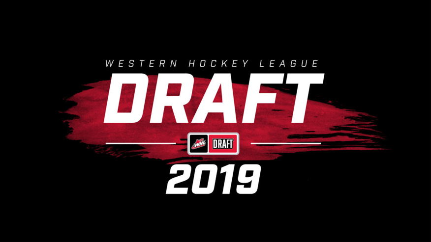3 Manitobans Picked in RD1 of 2019 WHL Draft